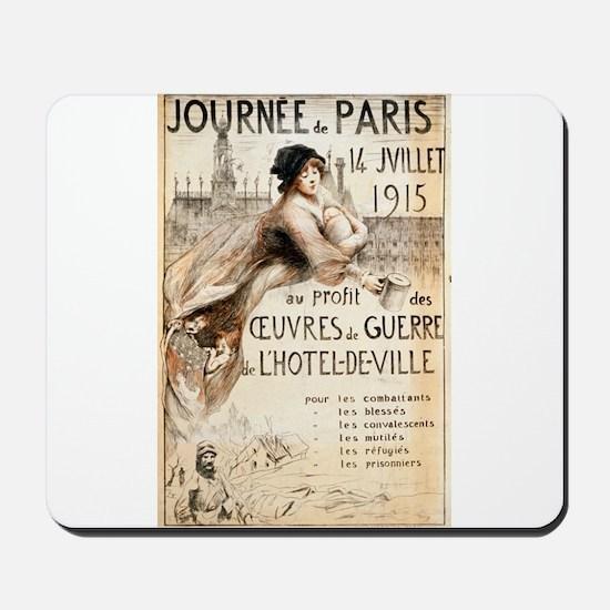 Journee De Paris 14 Juillet 1915 - G Picard - 1915