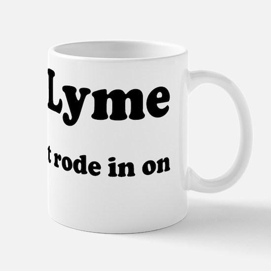 F#@% Lyme Mug