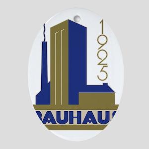 Bauhaus 1925 Oval Ornament