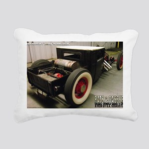 Trevor Robinsons 29 Ford Rectangular Canvas Pillow