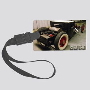 Trevor Robinsons 29 Ford Nothing Large Luggage Tag
