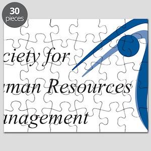 Kaplan SHRM Logo Puzzle