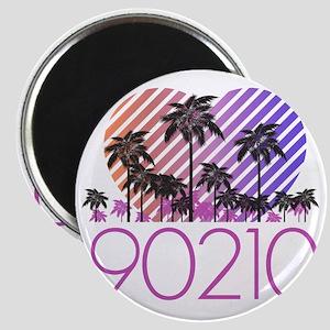 Retro 90210 Magnet