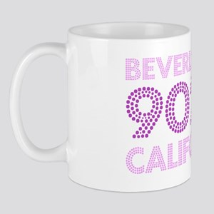 Beverly Hills 90210 California Jewels Mug