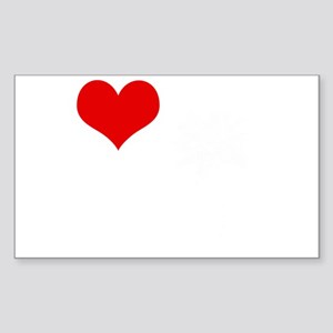I Love 90210 Sticker (Rectangle)