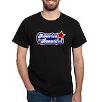 America Beautiful Dark T-Shirt