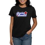 America Beautiful Women's Dark T-Shirt