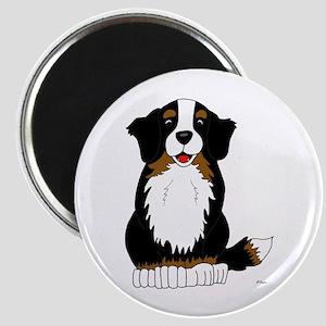 Bernese Mountain Dog Magnet
