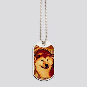 Hachi iPhone Dog Tags