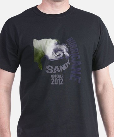 Hurricane Sandy Cloud T-Shirt