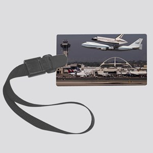 Endeavour Large Luggage Tag