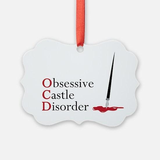 Obsessive Castle Disorder Ornament