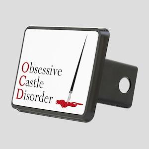 Obsessive Castle Disorder Rectangular Hitch Cover