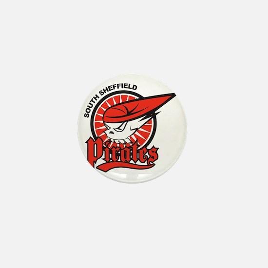 Pirates Logo Mini Button