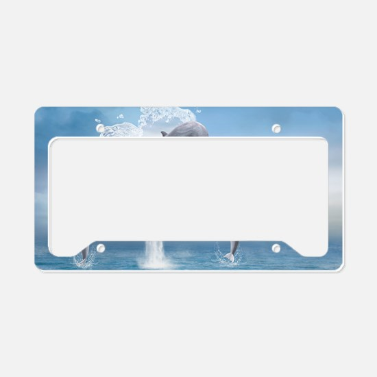 thotd_pillow_case License Plate Holder