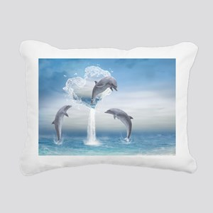 thotd_pillow_case Rectangular Canvas Pillow