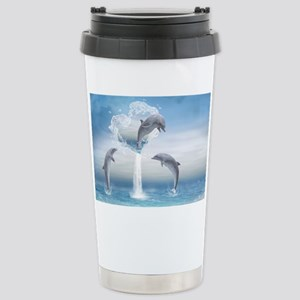 thotd_pillow_case Stainless Steel Travel Mug