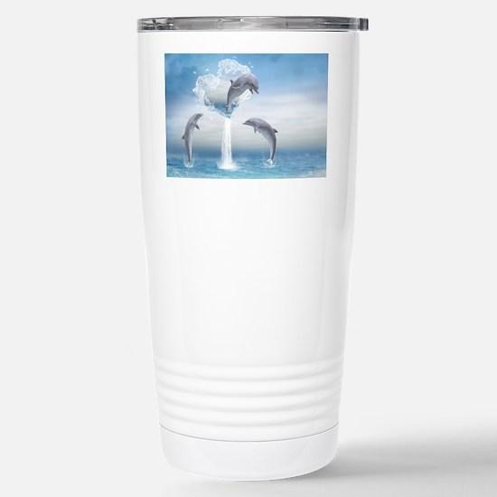 thotd_pillow_case Stainless Steel Travel Mug
