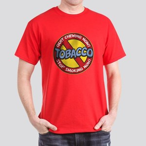No Tobacco Dark T-Shirt