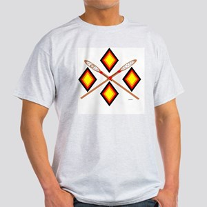 SOUTHEAST TRIBAL STICKBALL Light T-Shirt