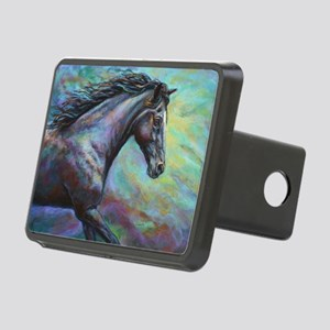 Fuji painting Rectangular Hitch Cover