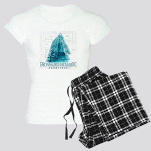 Howard Roark Architect Women's Light Pajamas