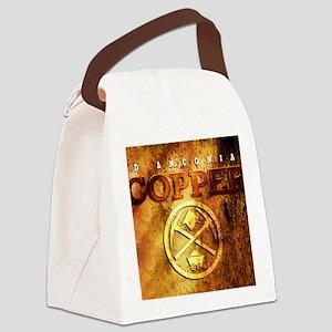 dAnconia Copper Canvas Lunch Bag