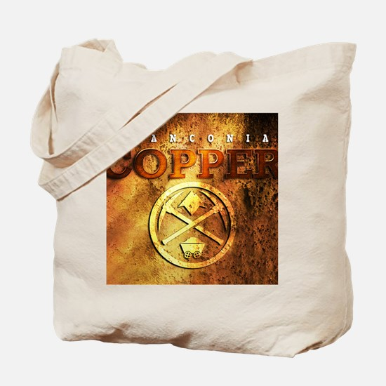 dAnconia Copper Tote Bag