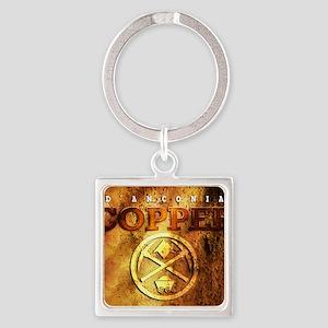 dAnconia Copper Square Keychain