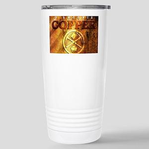 dAnconia Copper Stainless Steel Travel Mug