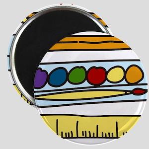 Art Supplies Magnet