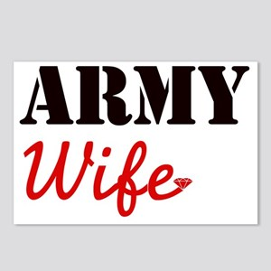 Cute Army Wife Postcards (Package of 8)