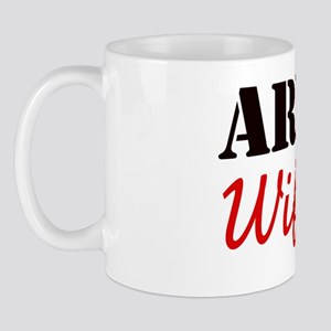 Cute Army Wife Mug