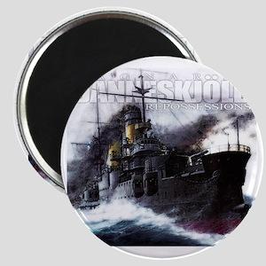 Danneskjold Repossessions Ship Magnet