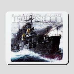 Danneskjold Repossessions Ship Mousepad