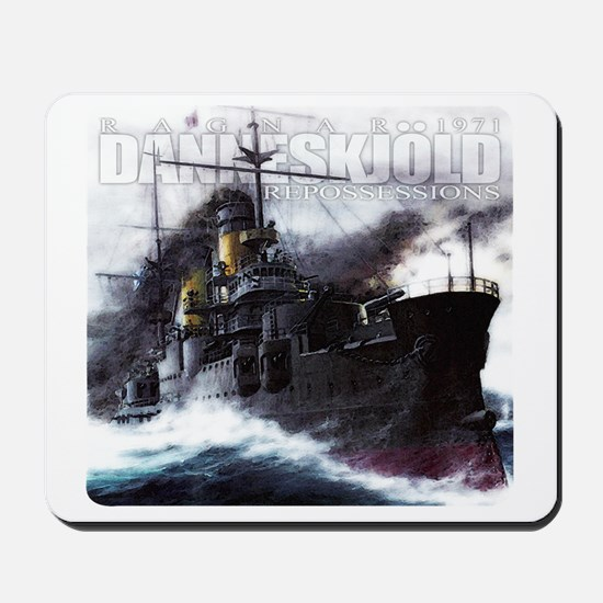 Danneskjold Repossessions Ship Mousepad