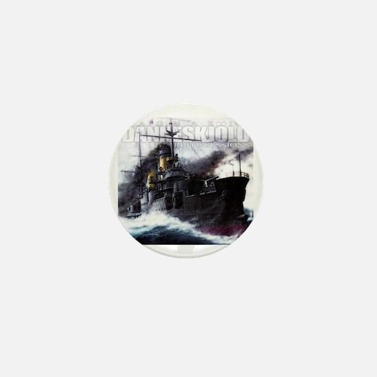 Danneskjold Repossessions Ship Mini Button
