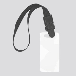 White Small Luggage Tag