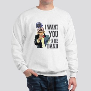 Uncle Sam Band Sweatshirt