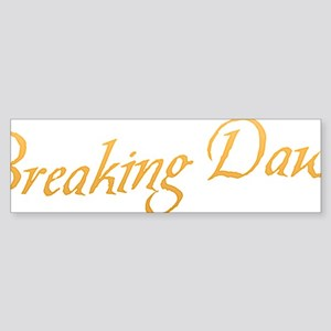 Breaking Dawn Sticker (Bumper)