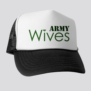 Army Wives Diamond Trucker Hat