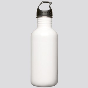 Keep Calm and Watch Ar Stainless Water Bottle 1.0L