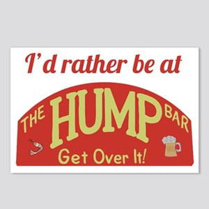 Id rather be at The Hump  Postcards (Package of 8)