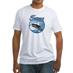 Tampa Pelican Fitted T-Shirt