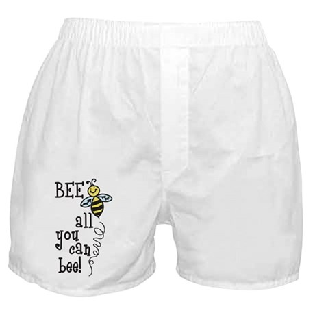All You Can Bee Boxer Shorts