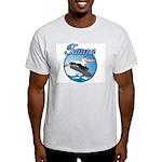 Tampa Ash Grey T-Shirt