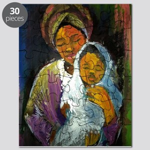 Mother and Child Puzzle