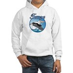 Tampa Pelican Hooded Sweatshirt