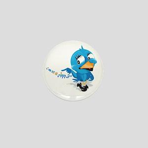 Happy Bird! Mini Button