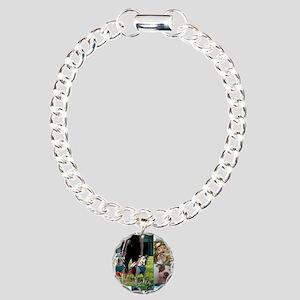 Save a Life Charm Bracelet, One Charm